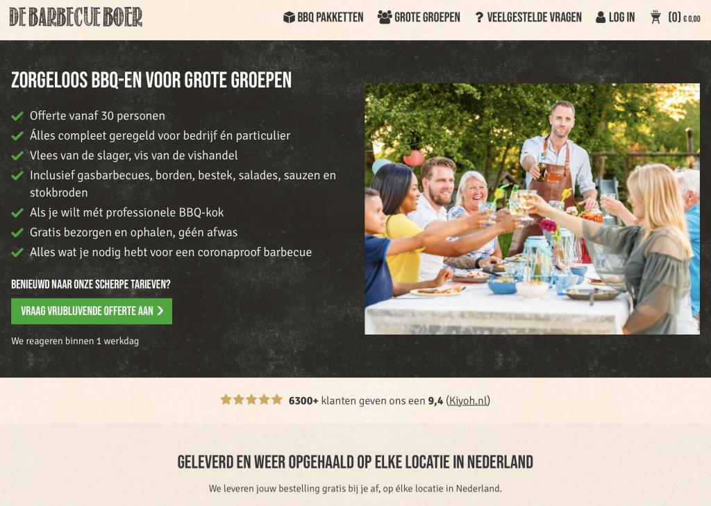 De Barbecue Boer reviews
