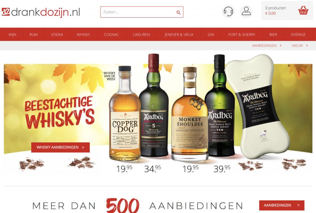 Drankdozijn.nl reviews