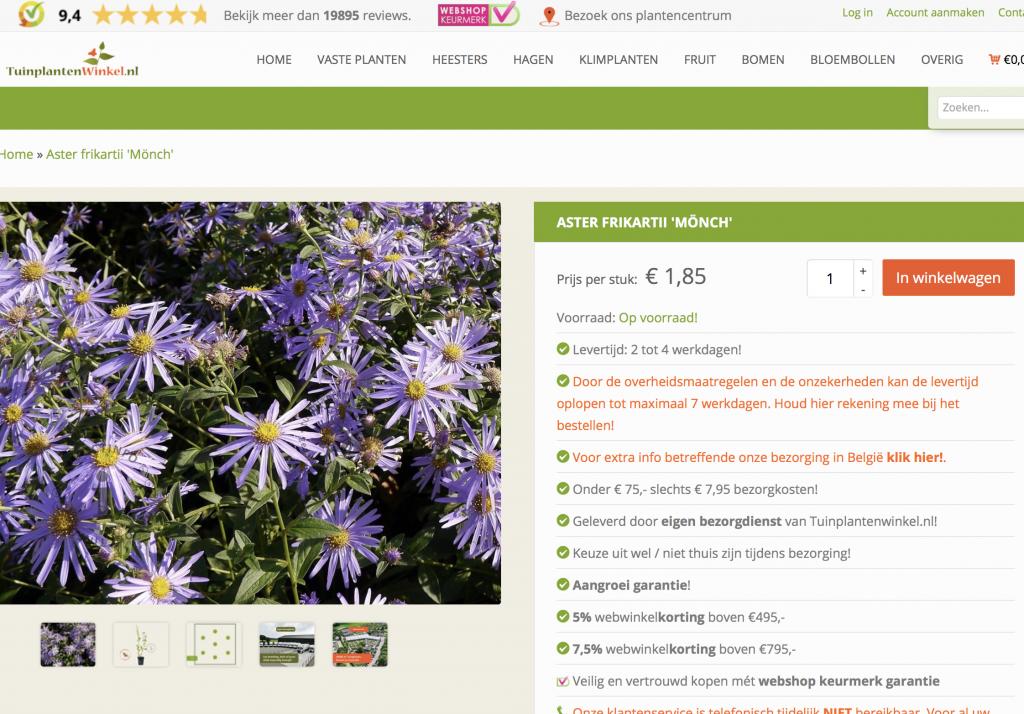TuinplantenWinkel.nl reviews